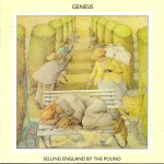 Genesis - 1973 - Selling England By The Pound(Capa)